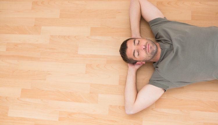 laying-floor