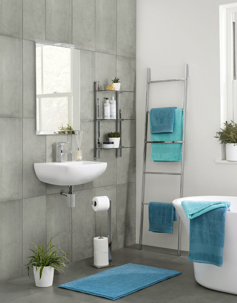 Contemporany Bathroom