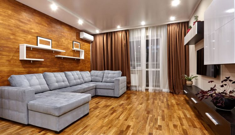 Beautiful Hardwood Floor Finish
