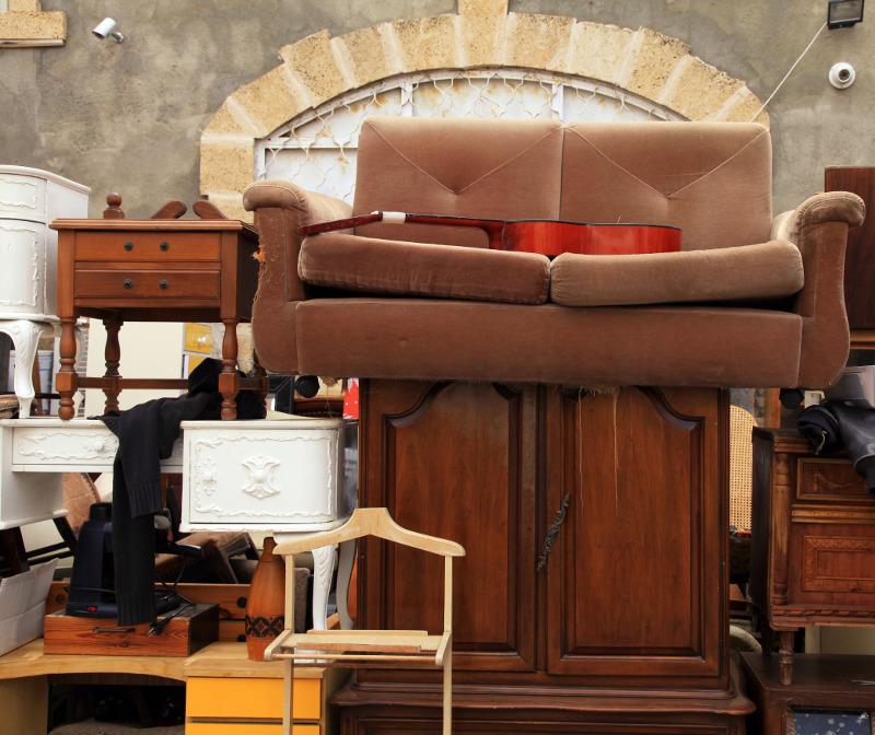 Furniture Crowded