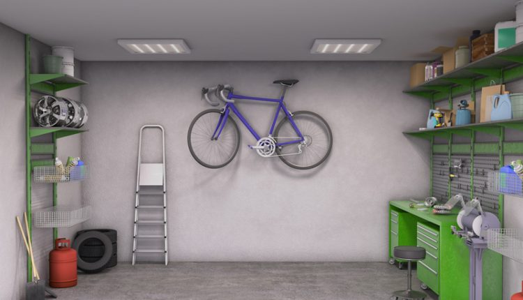 Garage Makeover