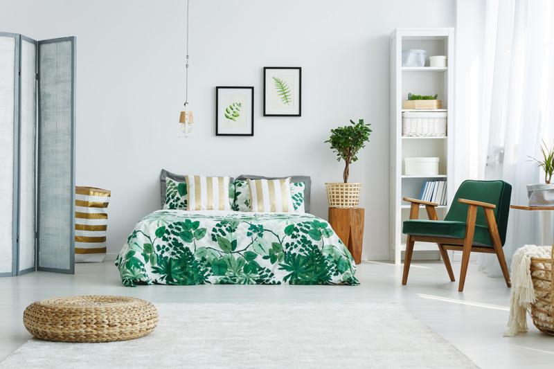 Eclectic Bedroom Furniture