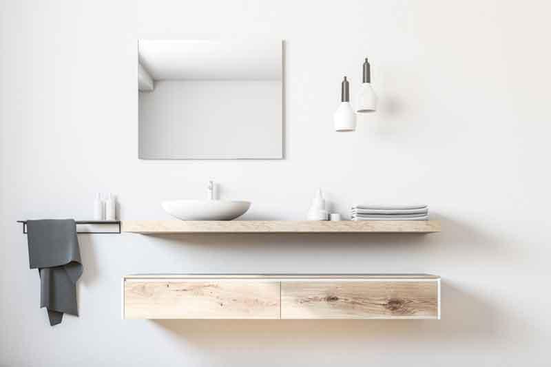 Modern Bathroom Mirror