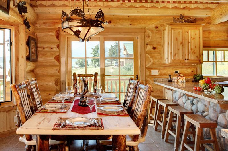 Cabin Kitchen