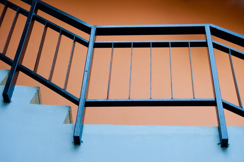Metal Railing Safety